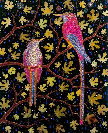 2 vogels