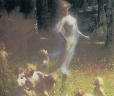 georges picard, the fairies