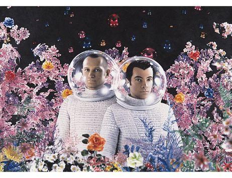 ruimtereizigers