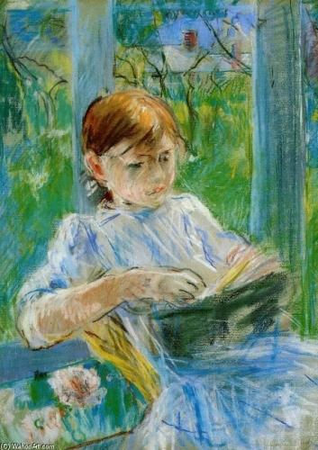 morisot lezend meisje.jpg