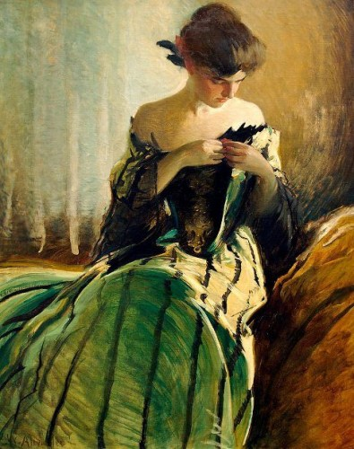 study-in-black-and-green