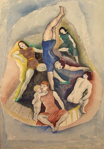 lengle william 1884-1957(circus).jpg