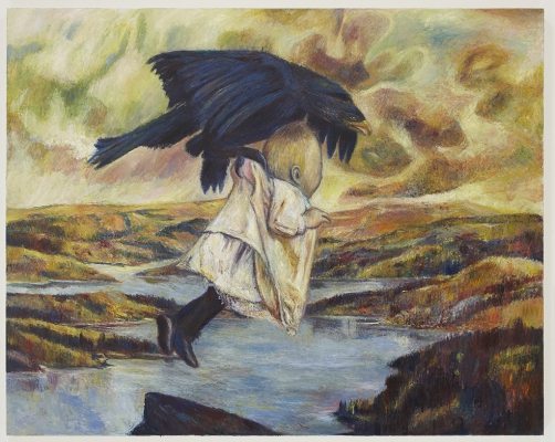 Mayerson__The_Abduction_of_Ganymede_(Rescued_from_the_Eagles_Nest)_(email)__2006__oil_on_linen__48.5_x_61_in._123.19_x_154.94_cm.jpg
