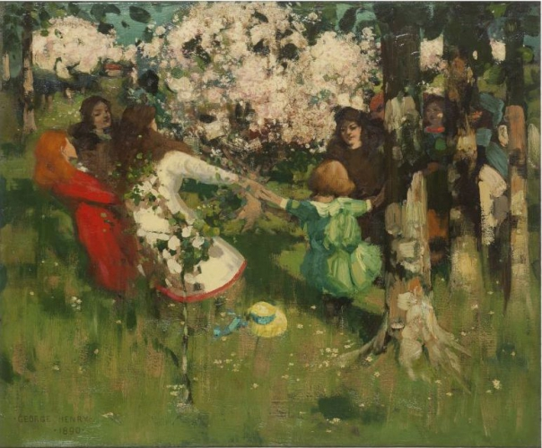 438 - George Henry - Round the Mulberry Bush v.2_1.jpg