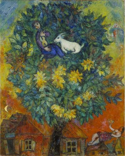 chagall herfst in het dorp.jpg