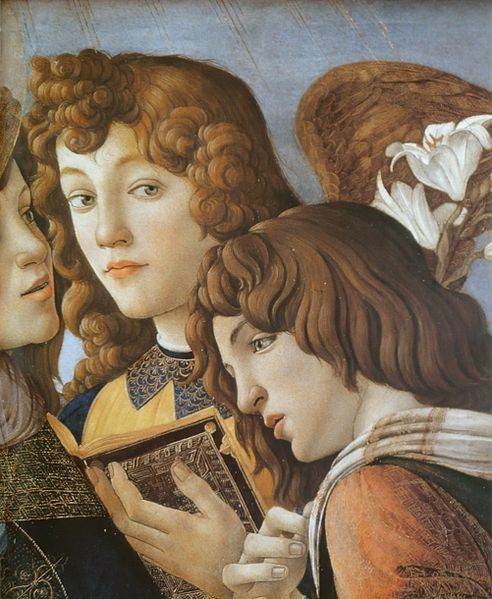 Botticelli-Madonna-detail