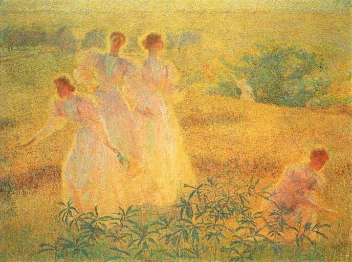 meisjes in zonlicht philip leslie hale