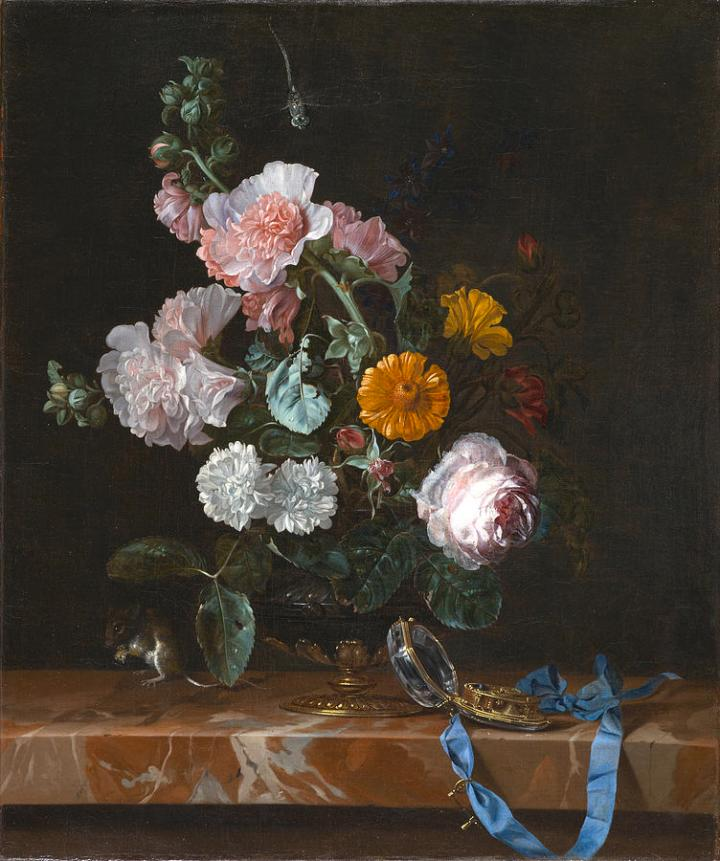 vanitas-flower-still-life-willem-van-aelst