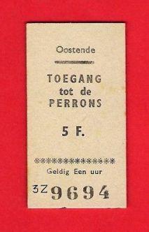 Belgian-Platform-Ticket-SNCB-Oostende-Toegang