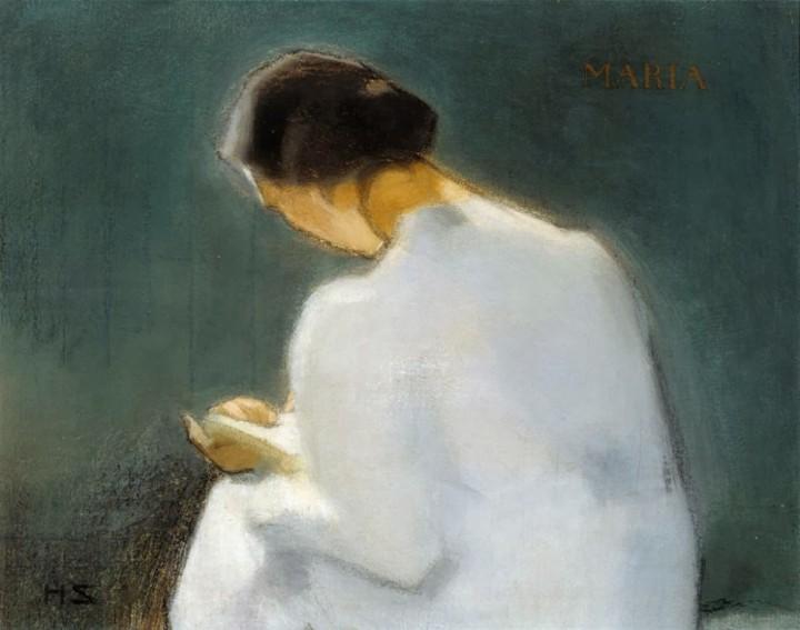 helene-schjerfbeck-maria-1906