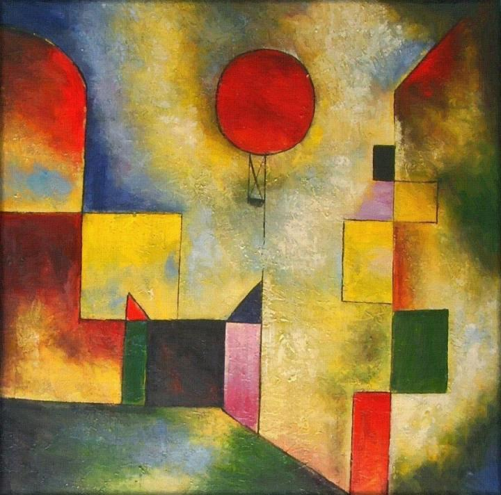 red-balloon-paul-klee