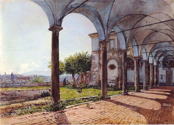1280px-Rudolf_von_Alt_-_Blick_vom_Kloster_Sant'_Onofrio_auf_Rom_-_1835