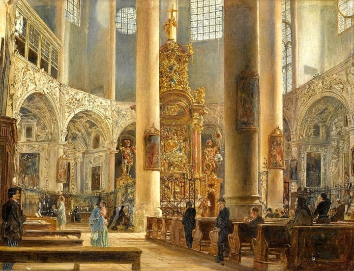 interior-of-the-franciscan-church-salzburg-rudolf-von-alt