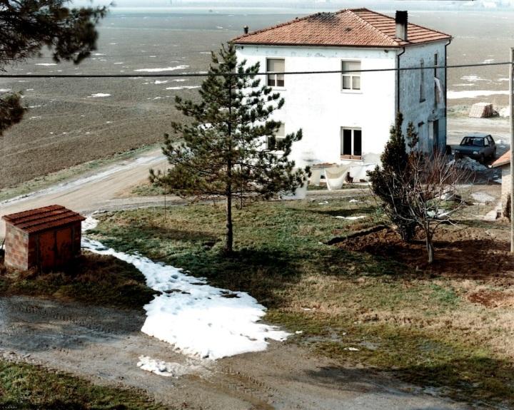 Klat_Guido_Guidi_Via_Romea_Km_246700_vicino_a_Borgo_Faina_Ravenna_1991