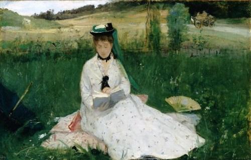 berthe-morisot-la-lecture-ou-lombrelle-verte-18731-4
