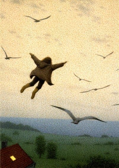 flying child quint buchholz