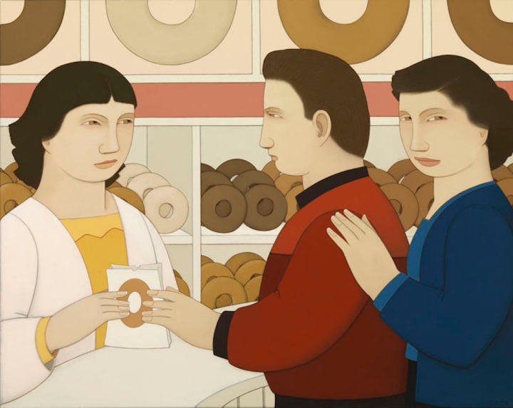 Donuts, 2009