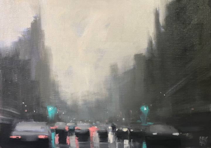 mike-barr-early-morning-rain-rainy-streetscape-bluethumb-7991