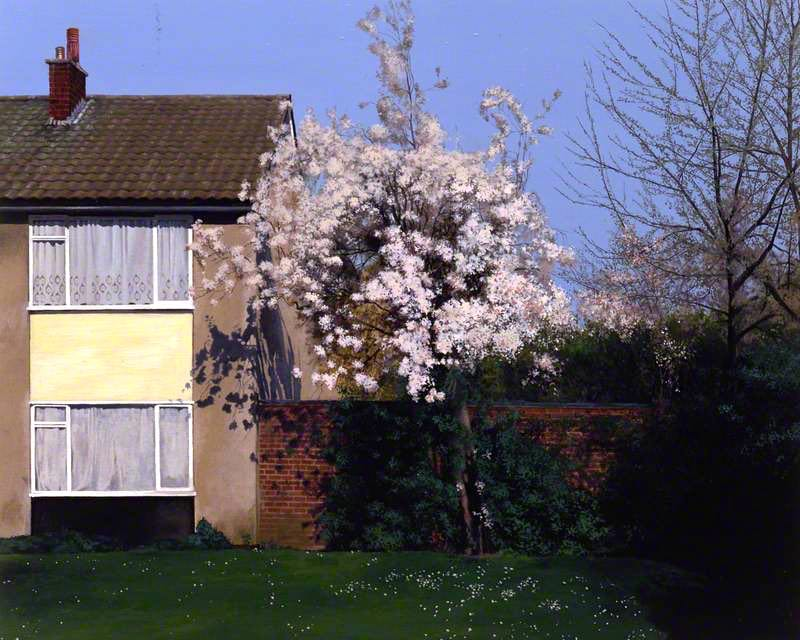 Shaw, George, b.1966; Scenes from the Passion: The Blossomiest Blossom