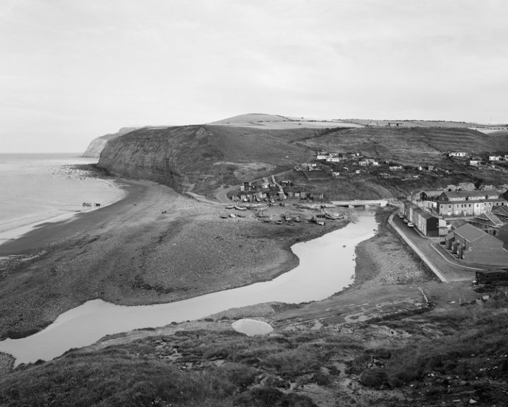 View+of+Skinningrove,+1983
