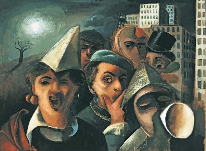 Nussbaum - Masquerade
