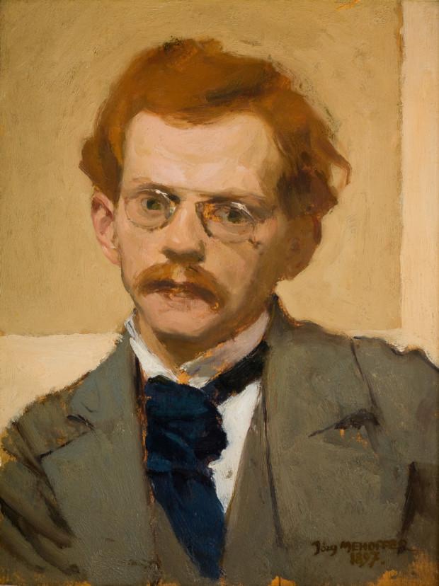 Autoportret_Jozefa_Mehoffera