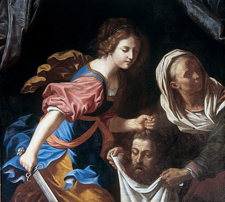 Italian School; Judith and Holofernes