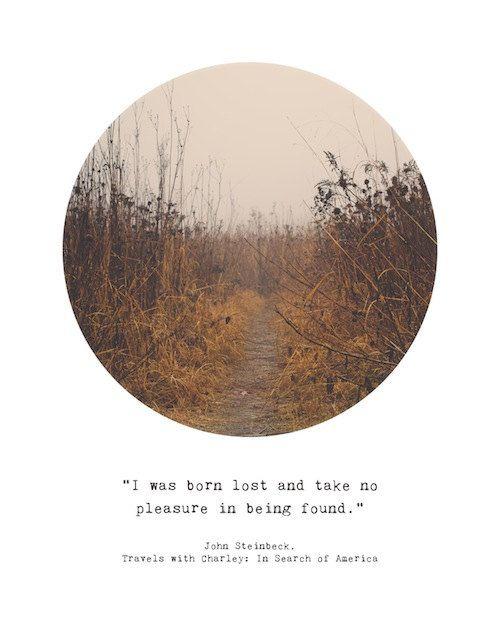 born lost