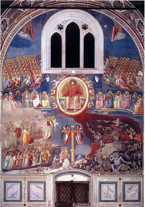 Laatste-Oordeel-Giotto-Padova