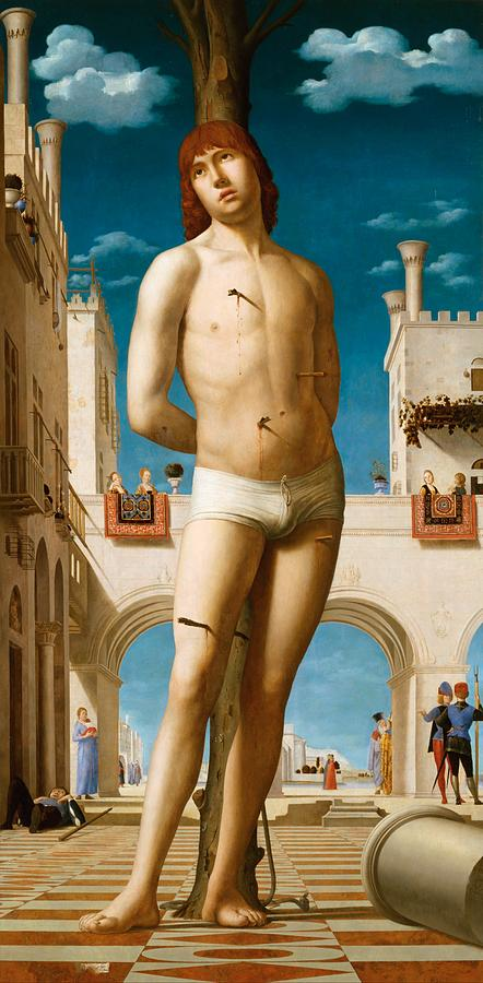 st-sebastian-antonello-da-messina