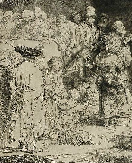 LRembrandt_The_Hundred_Guilder_Print