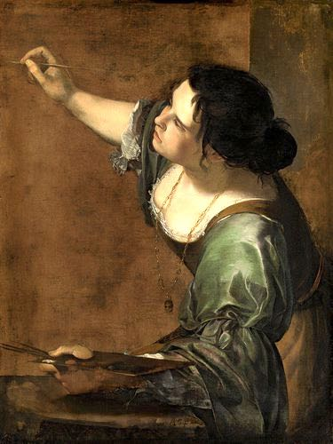 Artemisia_Gentileschi_Self-Portrait_as_the_Allegory_of_Painting_(26218694687)