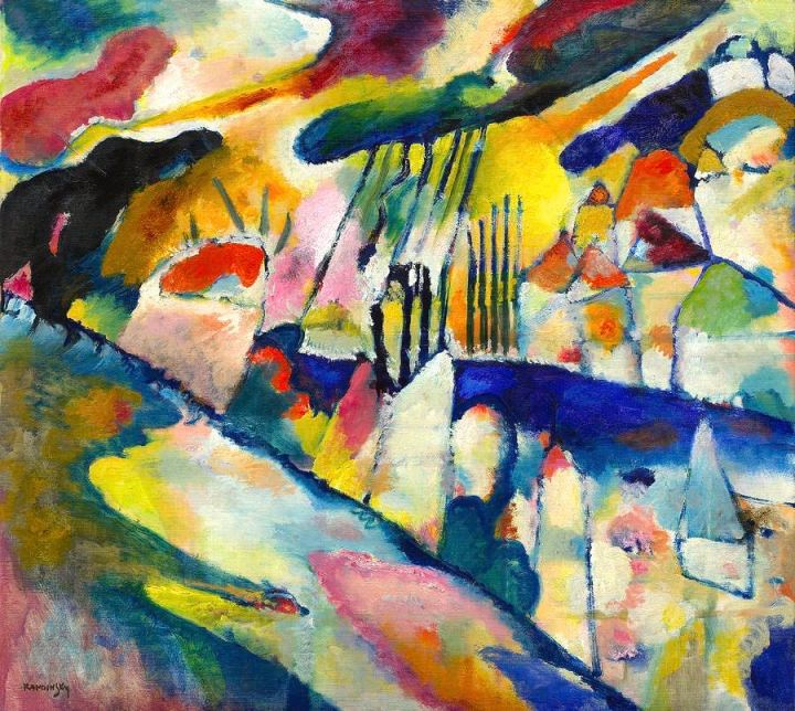 landscape-with-rain-wassily-kandinsky