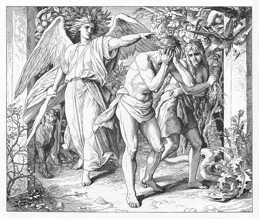 the-exile-from-paradise-genesis-julius-schnoor-von-carolsfeld